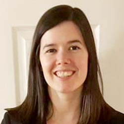 Sarah Fitzpatrick is a French English Bilingual Speech-Language Pathologist at Achieve Therapy Centre Photo